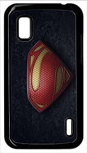 Carcasa para google nexus 4, diseño de superman