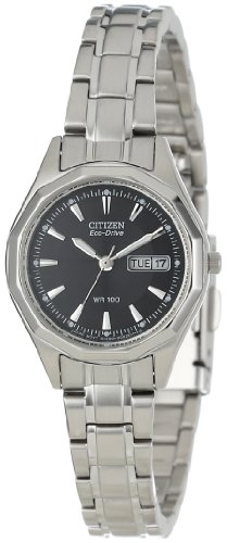 Citizen Women's EW3140-51E Eco-Drive Stainless Steel Sport Watch