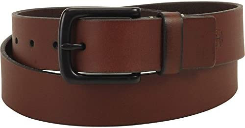 [해외]Timberland Men`s Pull Up Brown Genuine Leather Belt / Timberland Men`s Pull Up Brown Genuine Leather Belt