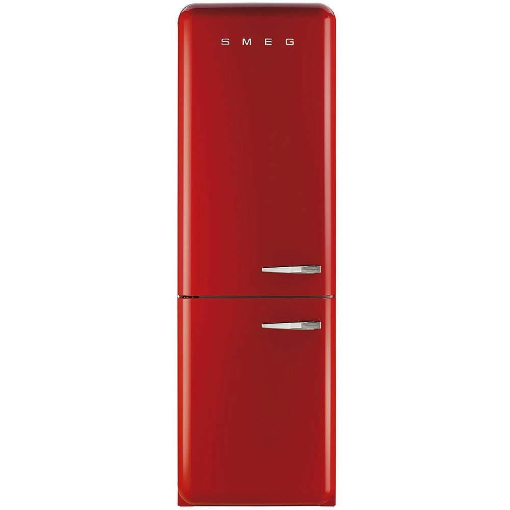 Smeg FAB32URDLN - Congelador inferior estilo años 50, 11.7 pies ...