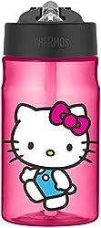 Thermos 12 Ounce Tritan Hydration Bottle, Hello Kitty