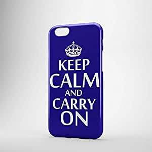 Keep Calm iPhone 6s 3D wrap around Case - Typography