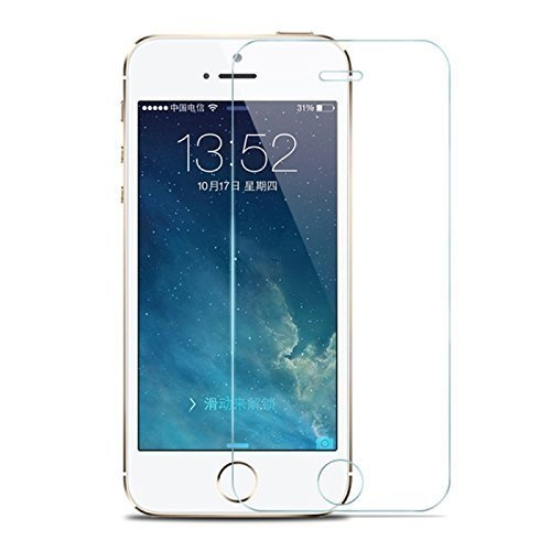 NPRC Premium Anti Explosion Tempered Glass for Apple iPhone 5S Screen guards