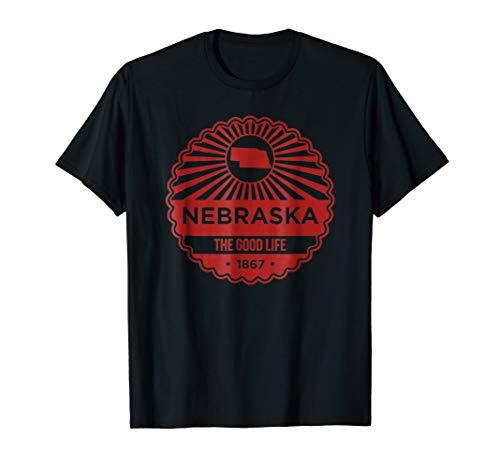 Nebraska State Motto T-Shirt - The Good ()