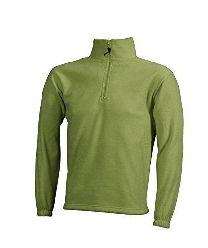 Pesante In zip Felpa Lime Fleece Half green Sportiva qCBtxwZa