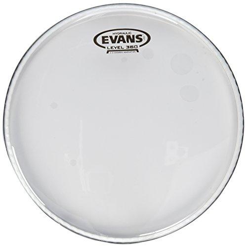 (Evans Hydraulic Glass Drum Head, 10 Inch)
