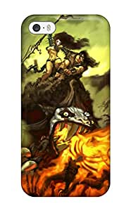 New Diy Design Brutal Legend For Iphone 5/5s Cases Comfortable For Lovers And Friends For Christmas Gifts