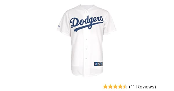 836d88680ef Amazon.com   MLB Los Angeles Dodgers Home Replica Jersey