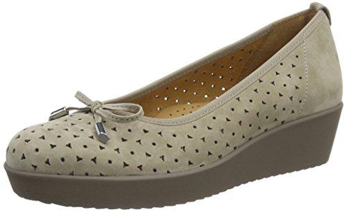 473 Shoes Beige Gabor 66 Visone 33 Ballerine Donna wgEXFnq