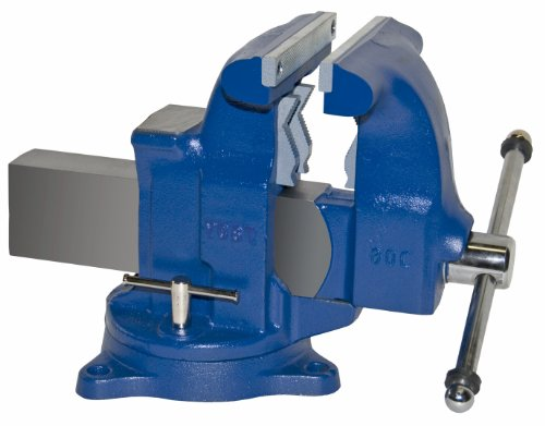 Yost Vises 80C 8'' Tradesman Series Industrial Grade  Bench Vise Made in USA by Yost Tools