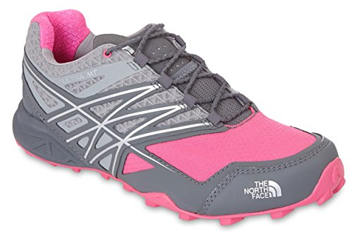 THE NORTH FACE ULTRA MT W GRY/PINK 15
