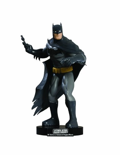 DC Direct Superman/Batman: Public Enemies DVD Batman Maquette