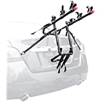 Allen Sports Deluxe Trunk Mounted 3-Bike Rack