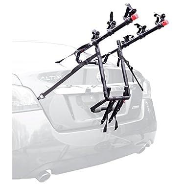 Allen Sports Deluxe Trunk Mount 3-Bike Carrier