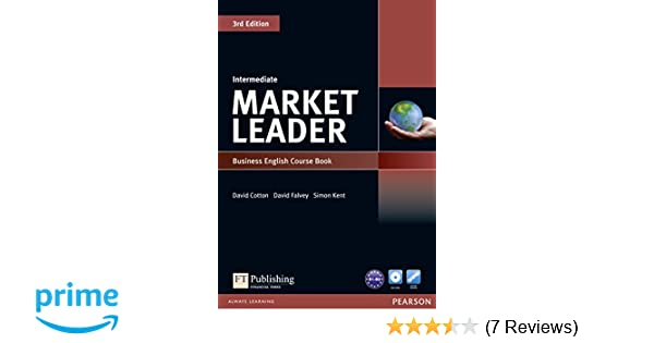 Amazon market leader intermediate coursebook and dvd rom pack amazon market leader intermediate coursebook and dvd rom pack 9781408236956 cotton falvey books fandeluxe Choice Image