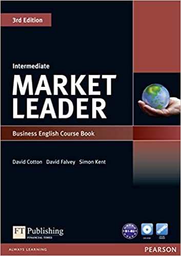 Amazon market leader intermediate coursebook and dvd rom pack market leader intermediate coursebook and dvd rom pack 3rd edition fandeluxe Choice Image