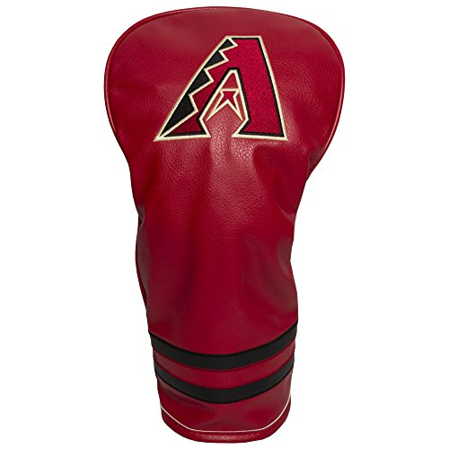 - Team Golf MLB Arizona Diamondbacks Vintage Driver Golf Club Headcover, Form Fitting Design, Retro Design & Superb Embroidery
