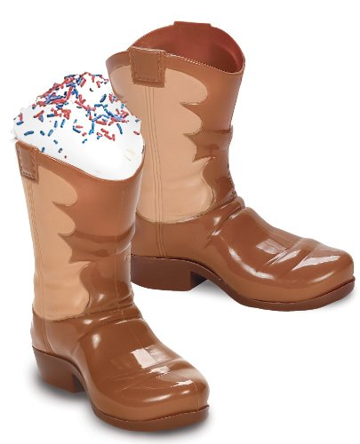 Western Cowgirl Childrens Birthday Party Supplies - Cowboy Boot Plastic Cup