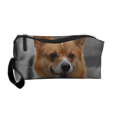 DesignNamen Adult Portable Travel Cosmetic Bag Pouch Makeup