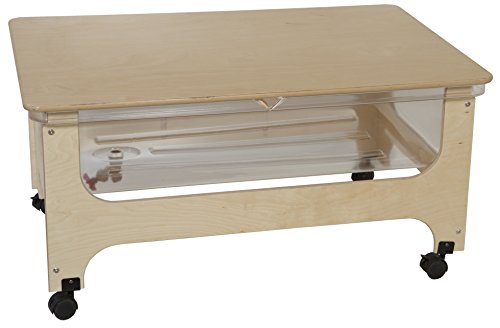Wood Designs Sand (Wood Designs WD11875 - Tot Size Sand & Water Table with)