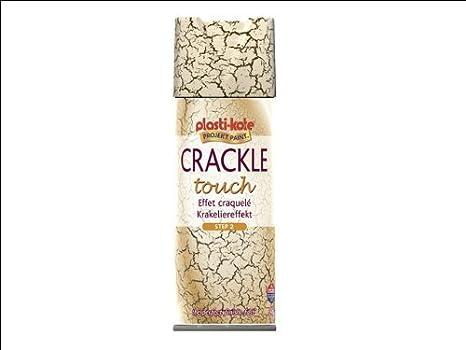 Plasti-kote 479 400ml Crackle Touch - Colony Cream PKT479-TBK B002HMOEGA