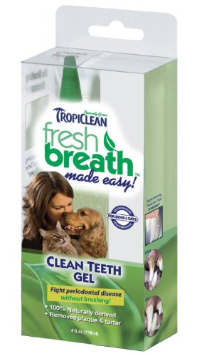 Tropiclean Fresh Breath Plaque Remover product image