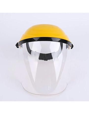 Casco de soldadura, máscara protectora resistente al calor, protección de electrosoldadura, protección facial
