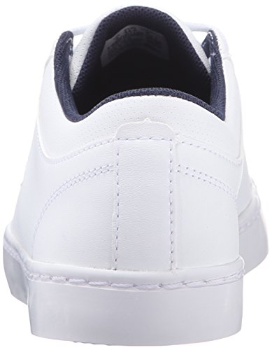 Straightset 5 US Sneaker Kid SPJ White 1 Kids BL Big 4 M Lacoste Unisex qPx4z1wE