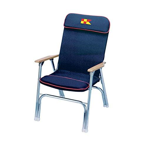 Garelick Deck Chairs (Garelick/Eez-In 35029-62:01 EEz-In Designer Series Padded Deck Chair)