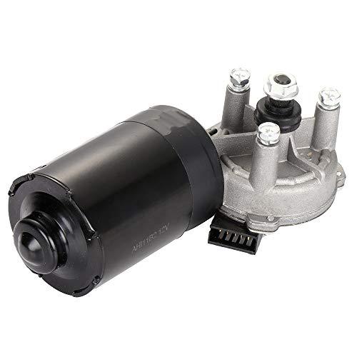 (cciyu Windshield Wiper Motor Replacement fit for 2000-2001 Volkswagen Jetta 2000-2001 Volkswagen Golf 1995-2002 Volkswagen Cabrio 1993-2003 Volkswagen Eurovan OE 43-1835 AA1431835 CRW431835)