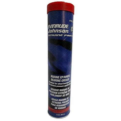 Amazon.com: OEM BRP Johnson Evinrude Extreme Pressure Wheel Bearing Grease 14 oz Cartridge: Automotive