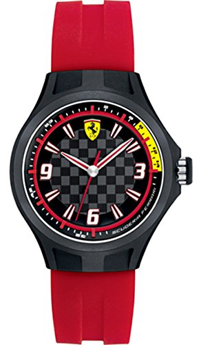 Scuderia Ferrari Gents SF101 'Pit Crew' Red Watch 38mm 0820002