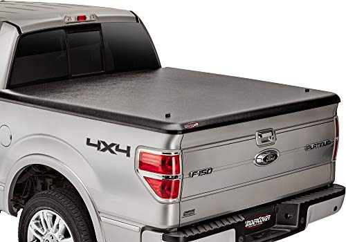UnderCover Classic One Piece Truck Bed Tonneau Cover | UC2050 | fits 2001-2005 Ford Explorer Sport Trac 4ft Short Bed Double Cab