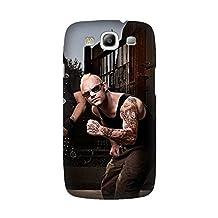 Samsung Galaxy S3 Case - Design five finger death punch tattoo iroquois beard dreadlocks Case for Samsung Galaxy S3 Design By [Nathan Overstreet]