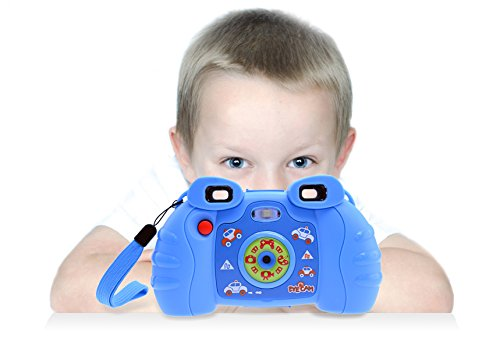 Kids Toys Game Camera for Girls Boys, Discovery Toy Games Smart Digital Photo Kid, Friendly Childs Play Video Cameras for Age 6 8 Years Childrens Toddler by iCore