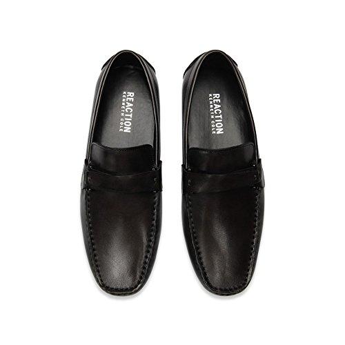 Kenneth Cole Reaction Mens Design 201462 Slip-on Loafer Grijs