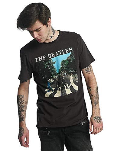 charcoal shirt Cc Homme Grey T abbey Beatles Amplified Road The xnH8q8fB