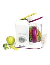 BEABA Babycook Pro Baby Food Maker in Gipsy BOBEBE Online Baby Store From New York to Miami and Los Angeles