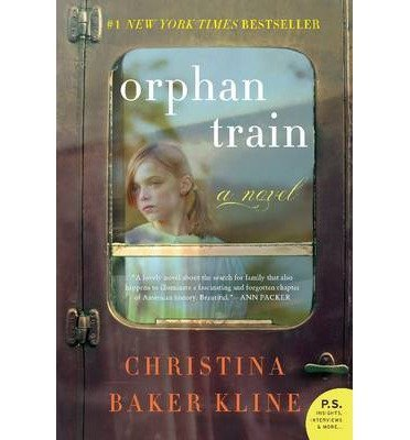 By Kline, Christina Baker ( Author ) [ { Orphan Train: Novel } ]Apr-2013 Paperback