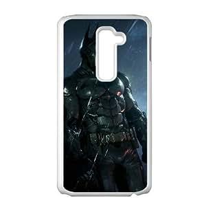 LG G2 Cell Phone Case White Batman F8225870