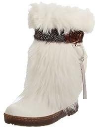 Bearpaw Women's Kola High-Top Fur Boot