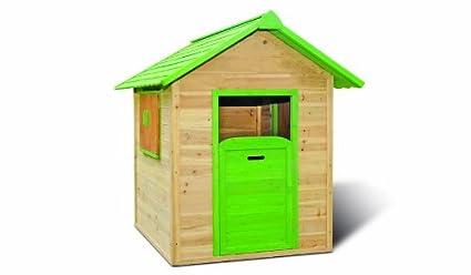 Jardín de casa/Niños de casa de juguete para el jardín en medidas 120 x
