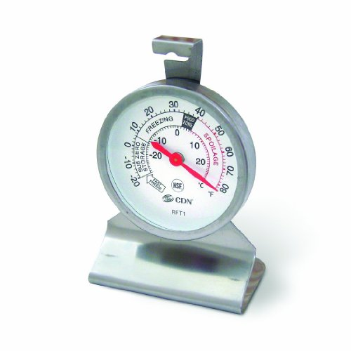ProAccurate Heavy Refrigerator Freezer Thermometer
