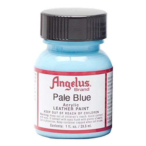 Angelus Leather Paint 1 Oz Pale Blue