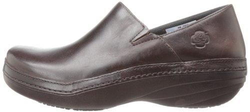 Renova Professional Shoe Womens Brown Dark Timberland Pro n8OvxEz