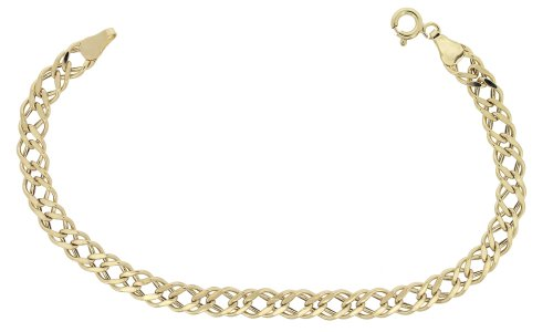 Bracelet - Femme - Or Jaune 375/1000 (9 Cts) 2.97 Gr