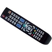 Replaced Remote Control Compatible for Samsung LN40B630N1F LN40B500P3FXZA PN50A550S LN46B540P8F PN58B560T5FXZA LN40A550P3FXZA TV