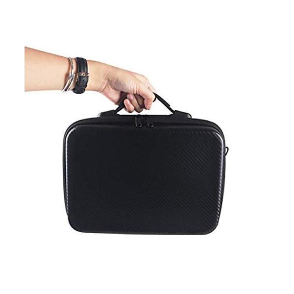 Valigia for DJI Spark Waterproof Hardshell Portable Handbag Storage Bag for Dji Spark Custodia Accessori Protect Hard Case Shock Absorptio by Crazepony-UK 7 spesavip