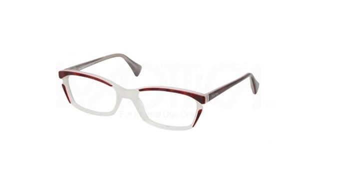 Amazon.com: Miu Miu MU02LV - HAI1O1 Rx Eyeglass Frame 54mm: Clothing