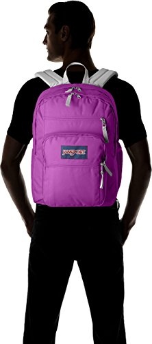 Black 100 Big Jansport Polyester Men Bags Student Plum Purple aw6OpxqB